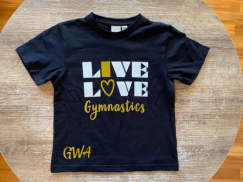 GWA - Live, Love, Gymnastics