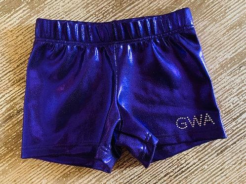 Purple Jewel Bike Pants (Toddlers)