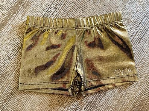 Gold Jewel Bike Pants