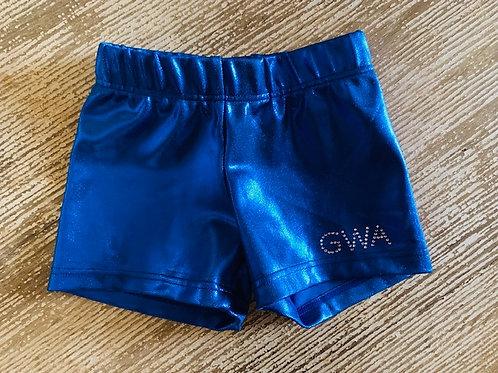 Blue Jewel Bike Pants