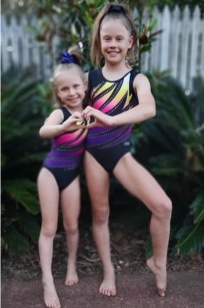 The Zia Leotard (Toddlers)
