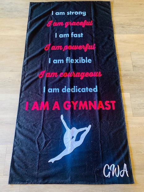 Sweat Towel. I am strong.jpg