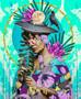 Kaylan Michel非洲靈感藝術風格