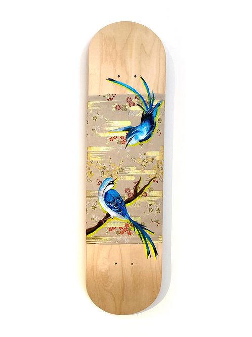 Love Bird Skateboard