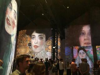 Klimt 巴黎藝術投影展