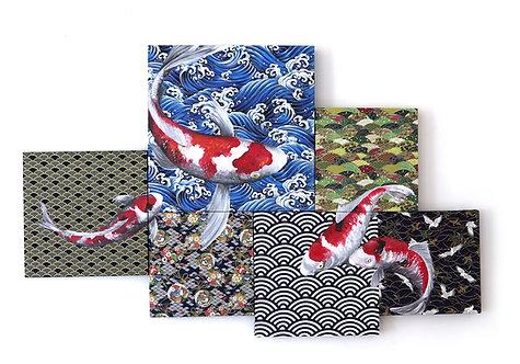 Koi Mosaic#9-4 by Leonlollipop