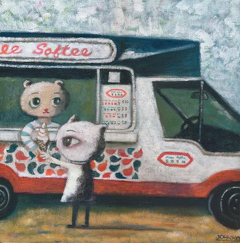John Ho, 雪糕車 Ice-cream truck