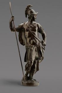 Renaissance-Bronze des Apoll