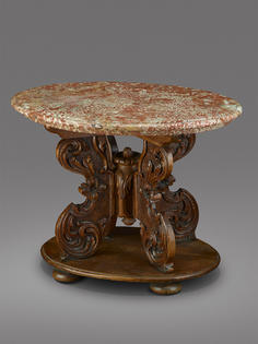 Seltener Barock Tisch