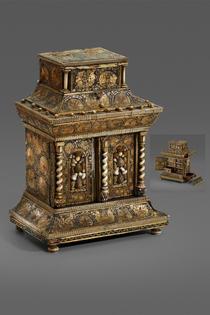 Seltenes Miniatur-Kabinett