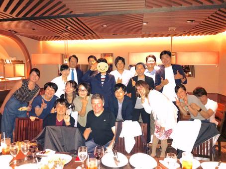 【オンラインサロン200人突破記念オフ会でした】