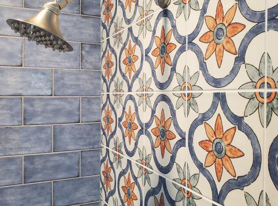 Unique Shower Wall Tiles