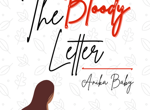 the bloody letter - anika baby
