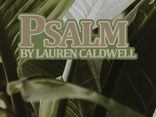 Lauren Caldwell - Psalm