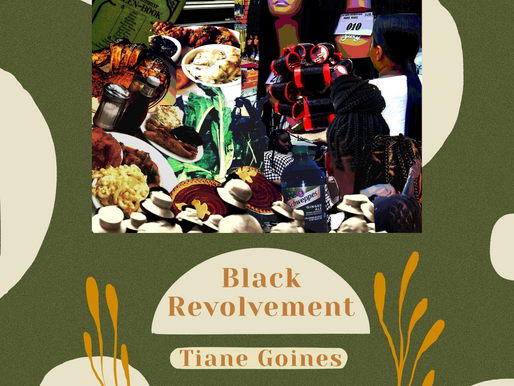 Black Revolvement - Tiane Goines