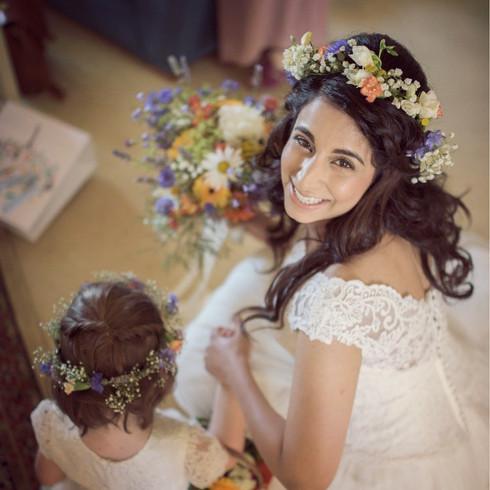 Essex wedding hairstylist Lynnette Chasmer