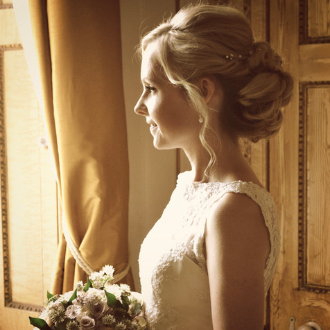 Essex wedding hairstylist Lynnette Chasmer