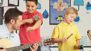Do you teach an instrument or two?