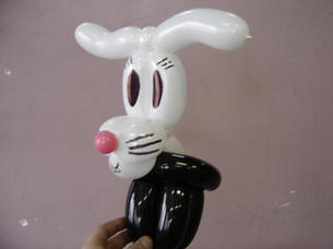 Rabbit in Hat.JPG