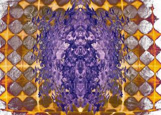 Birth of violet