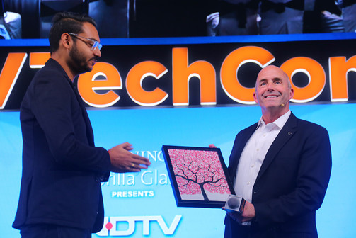NDTV Tech Conclave