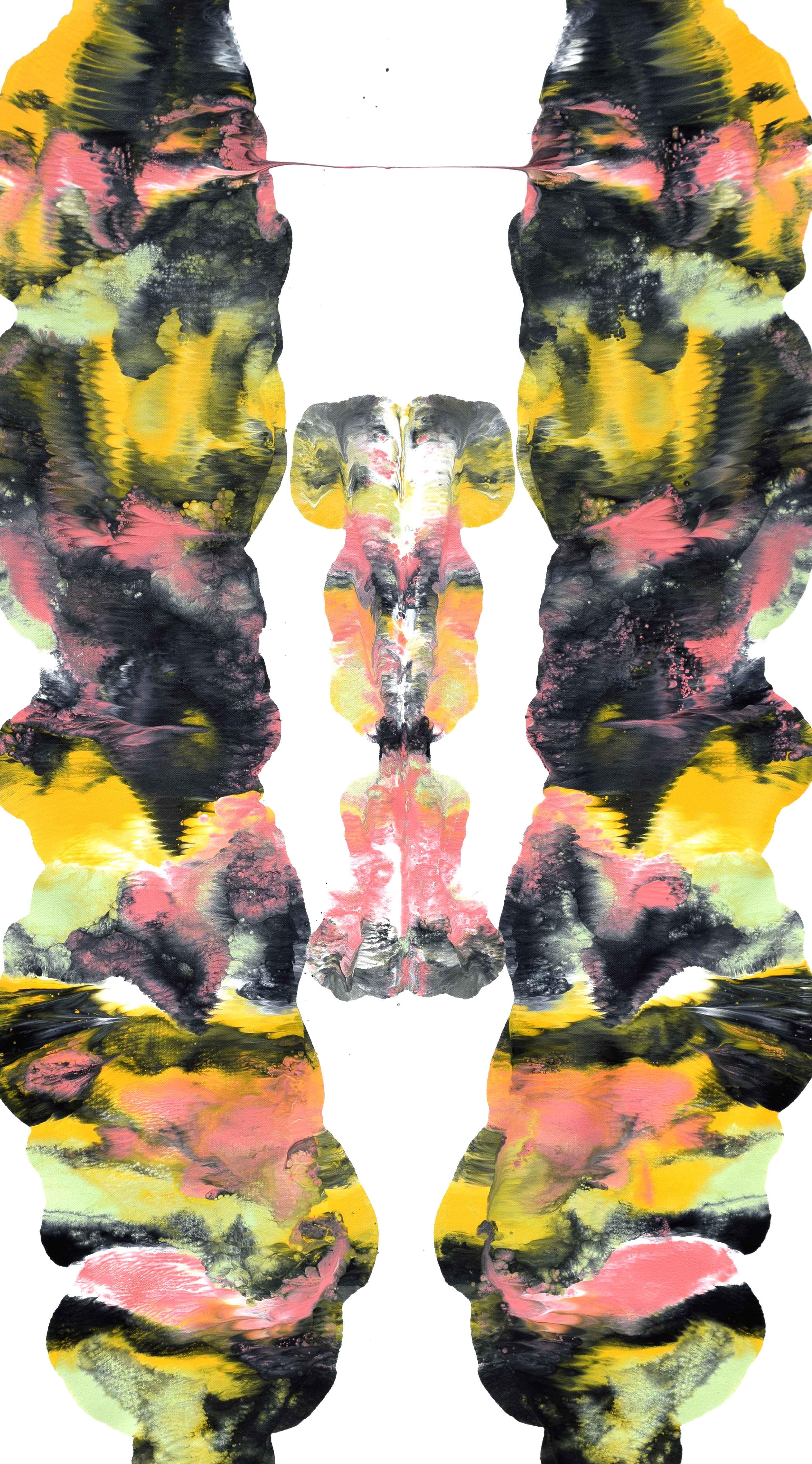 Rorschach Series Nº01