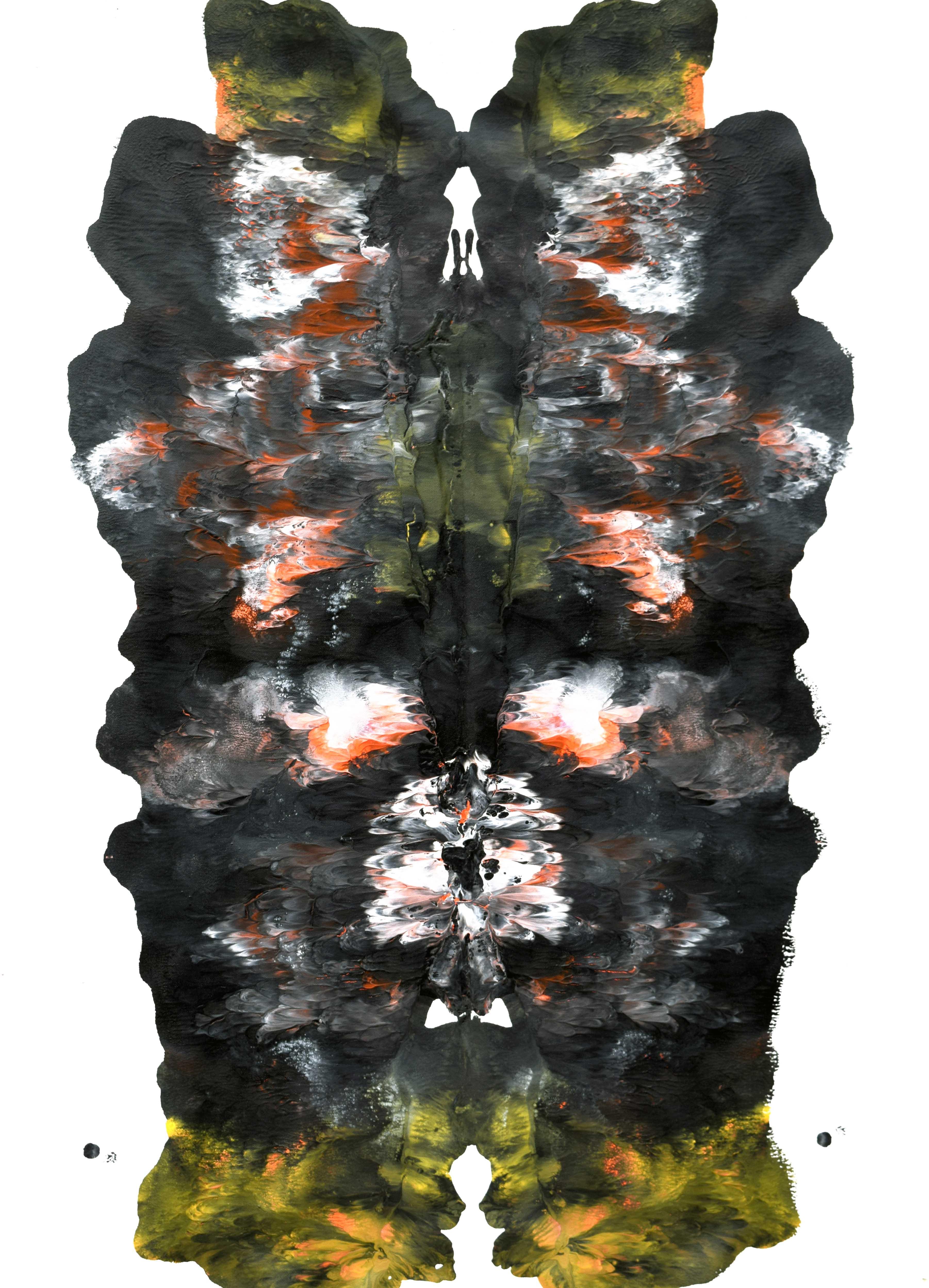 Rorschach Series Nº03