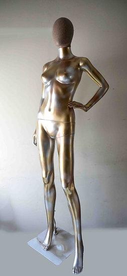 Sculpture Chrome Couture