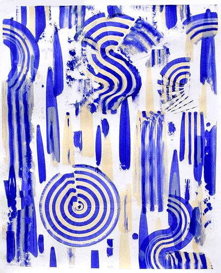 Composition No. 243