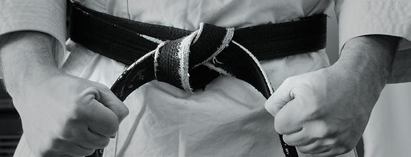 Thumb Karate | Black Belt