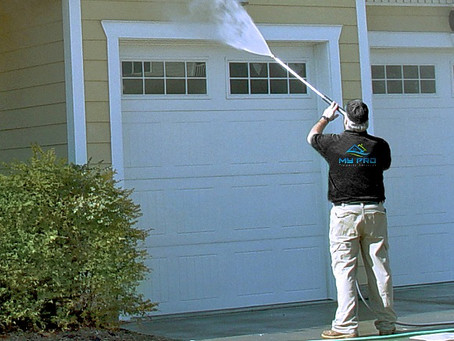 5 Reasons You Should Power Wash Your Home