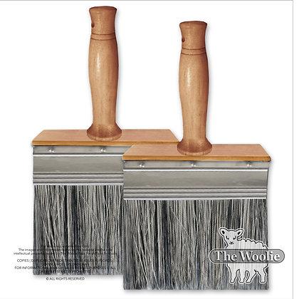 The Woolie 6 Inch Bristle Faux Painting Technique Paint-Brush (Value-Set)