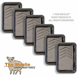 The Woolie Plastic Paint Tray (Value-Set)