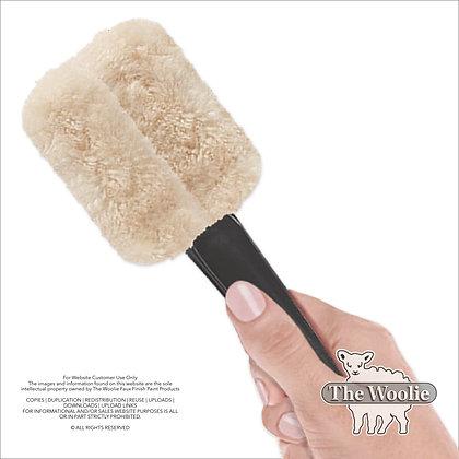 The Little Woolie Natural Sheepskin Faux Painting Techniques Edger (Single-Item)