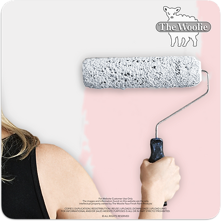 Rag Painting Roller | What is Faux Glaze