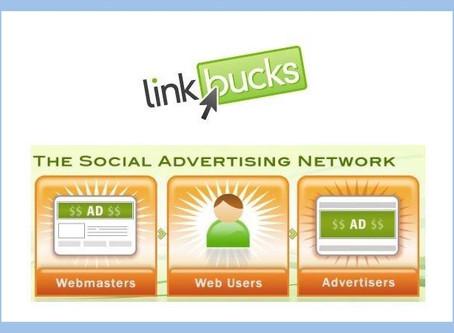 LinkBucks: Acortador de Enlace Veterano