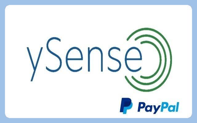 ClixSense (ySense) PayPal