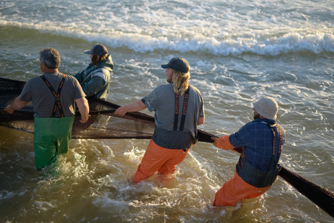 EXPERIENCED FISHERMEN
