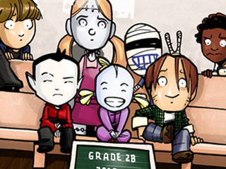 Multiversity Comics:  Kickstarter Spotlight - Monster Elementary