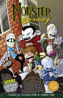 Monster Elementary Vol. 1 Cover