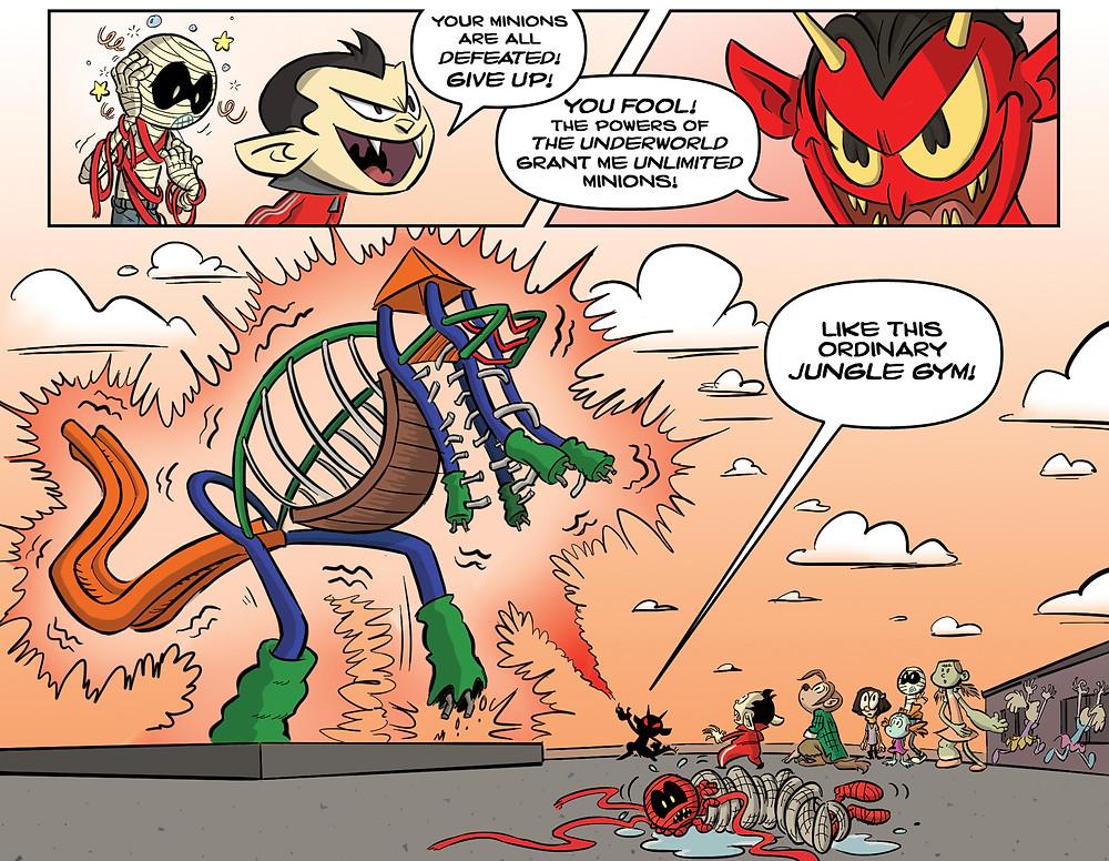 Monster Elementary Excerpt