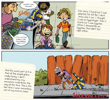 Monster Elementary Vol. 1 Excerpt