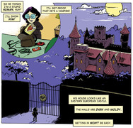 Monster Elementary and the Egyptian Curse! Excerpt