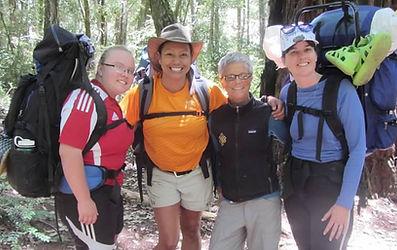 Butano Creek Girl Scout Camp Volunteers