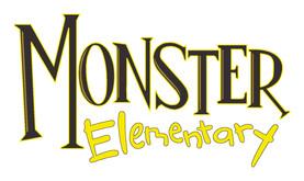 Monster Elementary Logo (PNG)