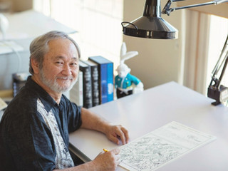 Press Release: Stan Sakai Joins the Kickstarter Campaign for the Follow Up Volume to the All-Ages, A