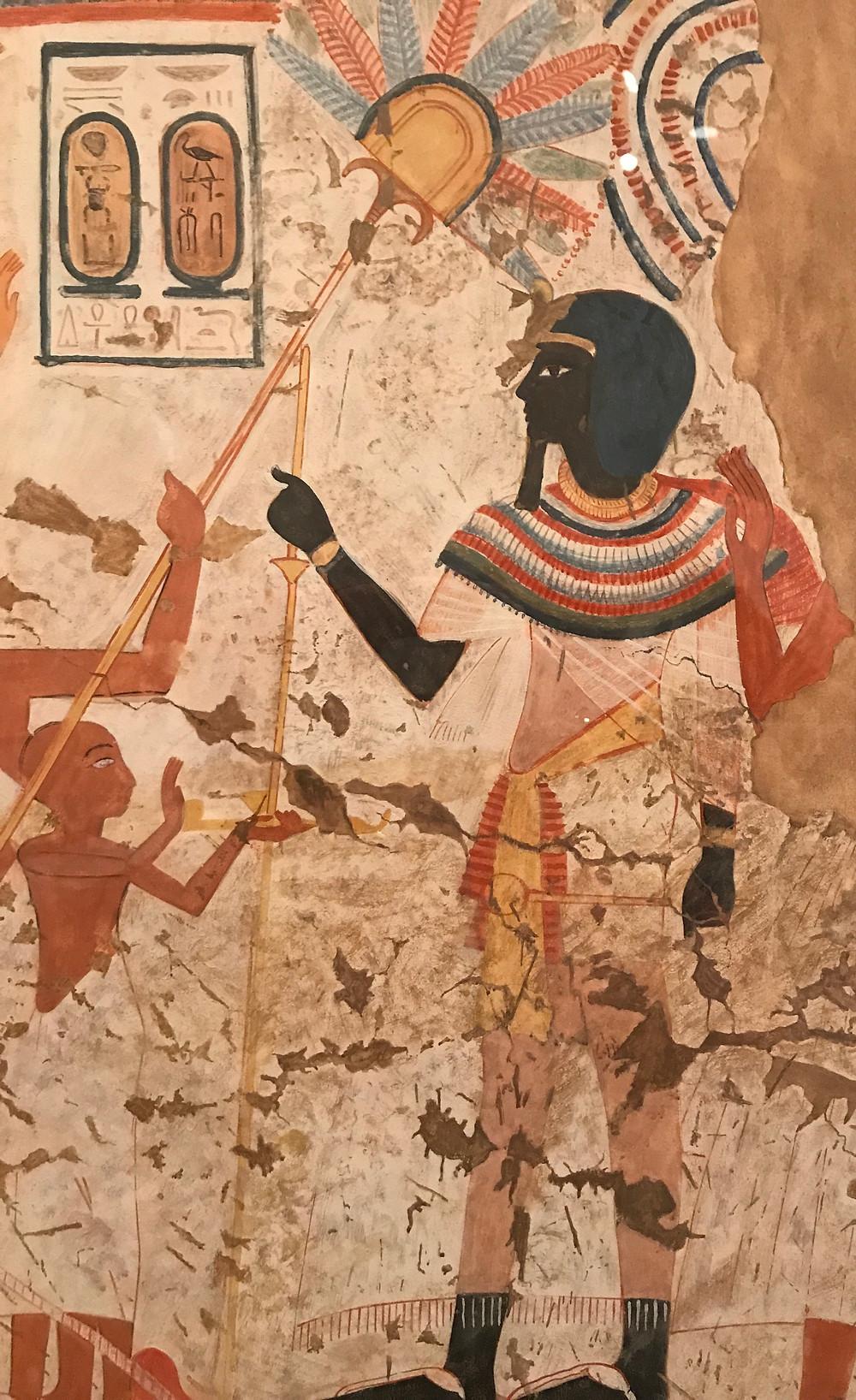 Thutmose I Facsimile