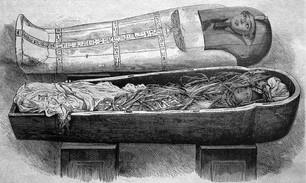 The Mummy Cache