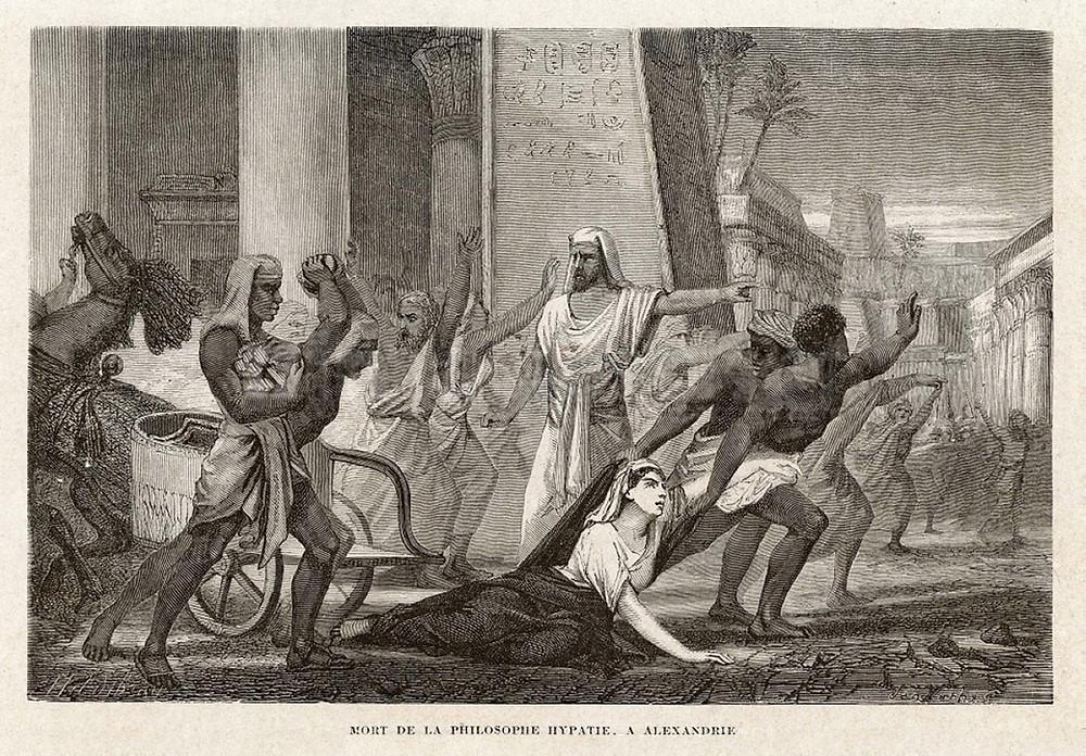 The Martyrdom of Hypatia