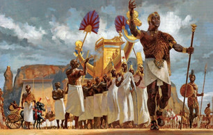 Thutmose I: The New King & Nubia